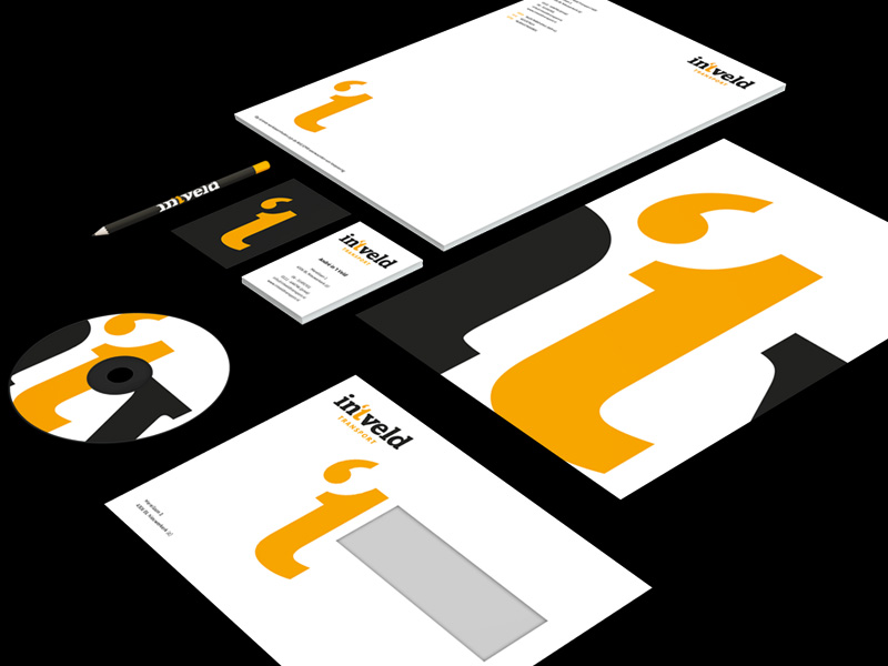 Corporate Identity In 't Veld Transport