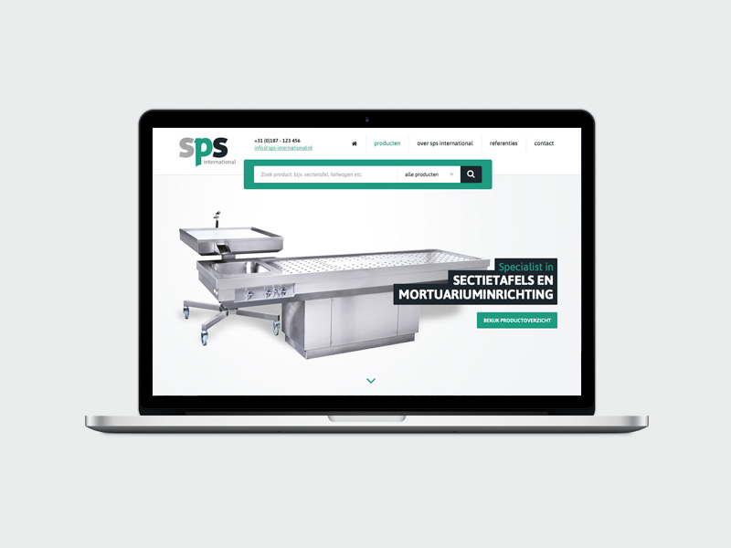 Website SPS International